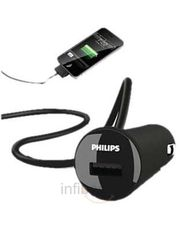 Philips Dual USB Car Charger for iPhone & iPod