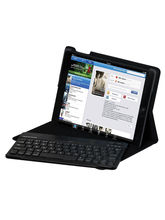 Promate Super Slim protective Case with Detachable Bluetooth Keyboard for iPad Air