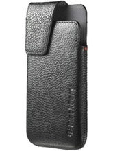BlackBerry Leather Swivel Holster For BlackBerry Z10 (Black)