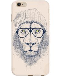 DailyObjects Cool Lion Case For iPhone 6 Plus