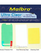 Malbro Ultra Clear Screen Protector (Platinum Series) For Nokia C5-03 (White)