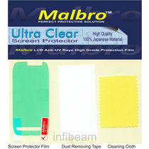 Malbro Ultra Clear Screen Protector (Platinum Series) For Nokia C5 03