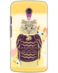 DailyObjects Cat And Rabbits Case For Motorola Moto G2