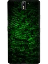 DailyObjects Reptile Skin Case For OnePlus One