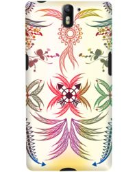 DailyObjects Bohemian Case For OnePlus One
