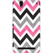 DailyObjects Cosmopolitan Chevron Case For Sony Xperia T2 Ultra