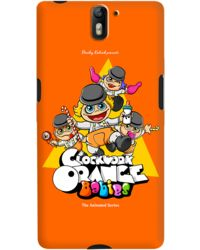 DailyObjects Clockwork Babies Case For OnePlus One