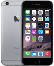 Apple iPhone 6 (Space Grey) (64 GB)