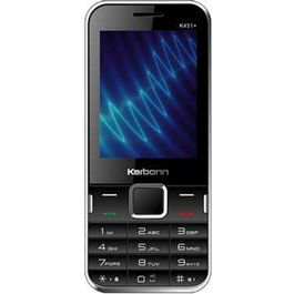 Karbonn K451 Sound Wave,  black