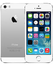 Apple iPhone 5S (Silver) (32 GB)