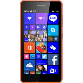 Microsoft Lumia 540 Dual SIM,  orange