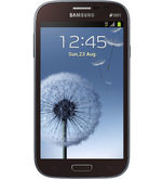 Samsung Galaxy Grand I9082 + 2 Flipcover (Brown)