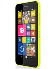 Nokia Lumia 630 Dual Sim (Yellow)