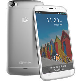 Micromax Canvas Doodle 2 A240,  white