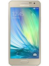 Samsung Galaxy A3 (Gold)