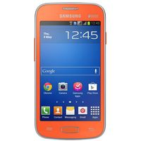 Samsung Galaxy Star Pro S7262,  orange