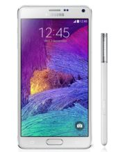 Samsung Galaxy Note 4 (Frost White)