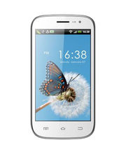 Celkon A107 Plus Signature One, white