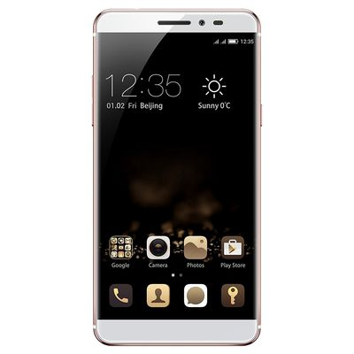 Coolpad Max A-8,  gold