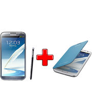 Samsung Galaxy Note 2 N7100-Combo, grey