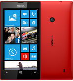 Nokia Lumia 520 (Red)