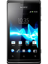 Sony Xperia E (Black)