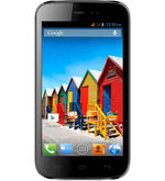 Micromax A115 Canvas 3D (Black)