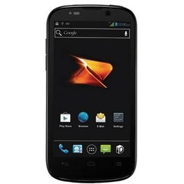 ZTE Warp Sequent N861,  black