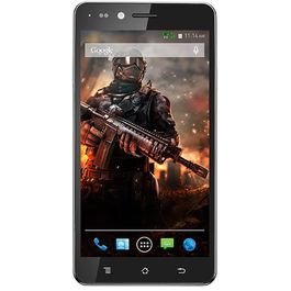 Xolo Play 6X 1000,  black