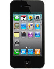Apple iPhone 4 16 GB (Officially Unlocked)