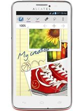 Alcatel One Touch Scribe Easy 8000D (White)