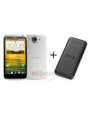 HTC One X With Battery Bank