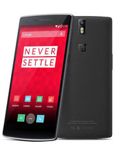 OnePlus One 64gb Unboxed (Sand Stone Black)