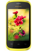 Maxx GenxDroid7 AX356 (Yellow Silver)
