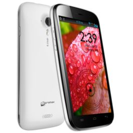 Micromax Canvas HD A116i,  black