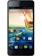 Micromax Canvas Knight A350 (Black)