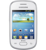 Samsung Galaxy Star S5282 (White)