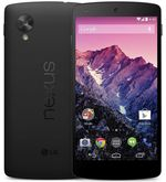 LG Google Nexus 5 (Black) (16 GB)