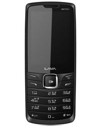 Lava KKT 20, blacksilver