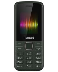 i-smart IS-102, green and black