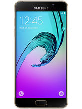 Samsung Galaxy A7 2016, Gold