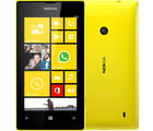 Nokia Lumia 520 (Yellow)