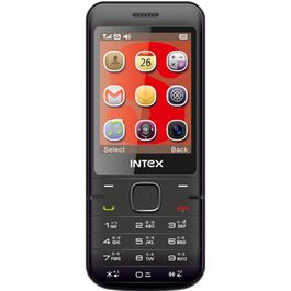 Intex aura nx,  black