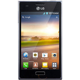 LG Optimus L5,  black