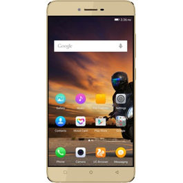 Gionee S6,  gold