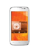 Micromax A88 Canvas Music (White)