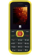 iBall King 1.8D (Yellow Black)
