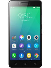 Lenovo A6000 Shot (Black)