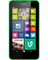 Nokia Lumia 635,  green
