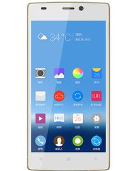 Gionee Elife S5.5,  white